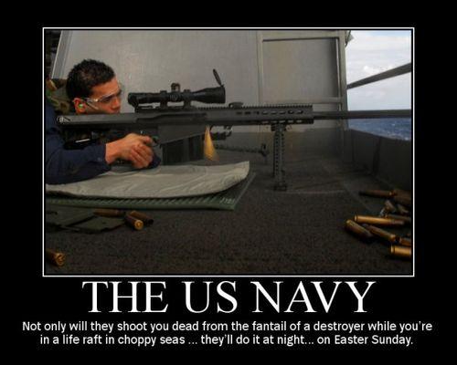Navy Sniper