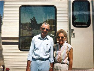 Papa and Celia