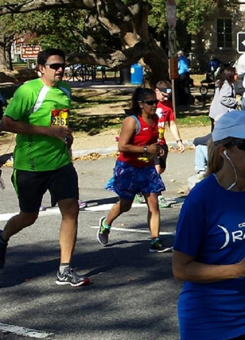 2014 MCM Mile 17