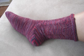 Berries_sock_1