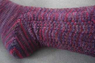 Close_up_sock
