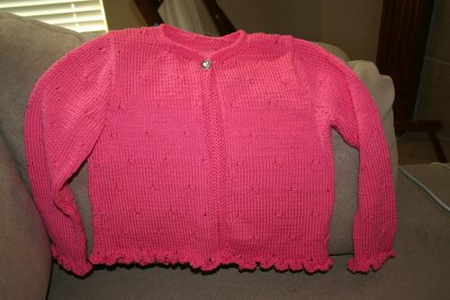Munchkin Sweater