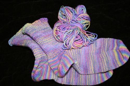 Charlotte's Socks