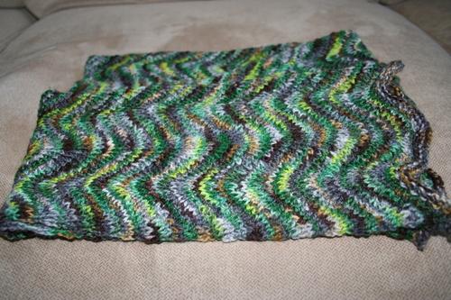 Mountian Hike scarf
