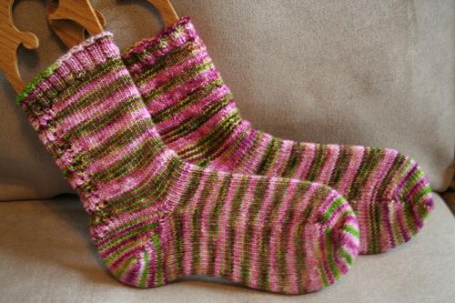 Calla Lily Socks