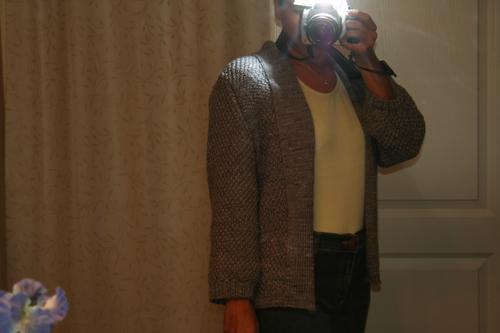 Minimalist Cardigan